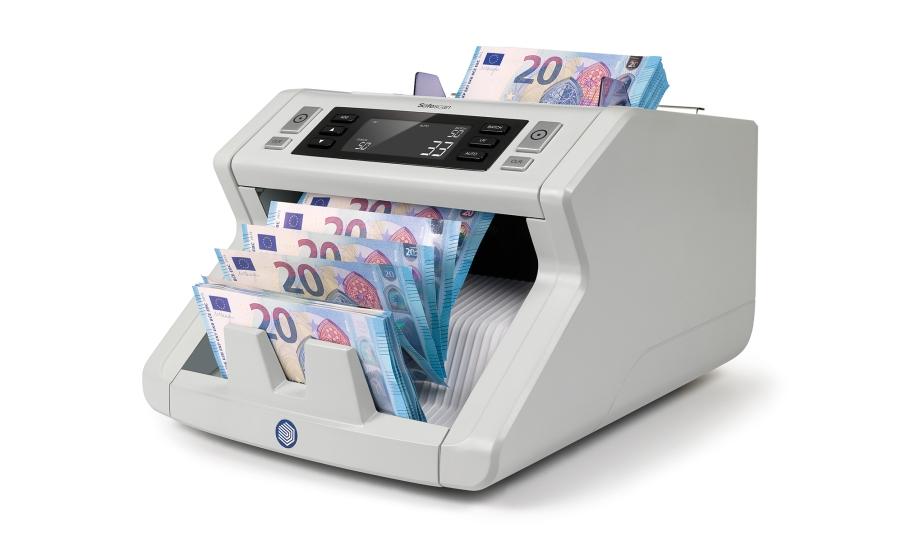 Telt tot 1.000 bankbiljetten per minuut
