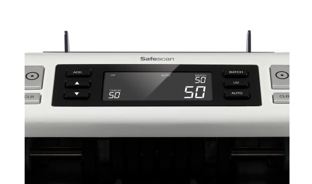 safescan-2250-display