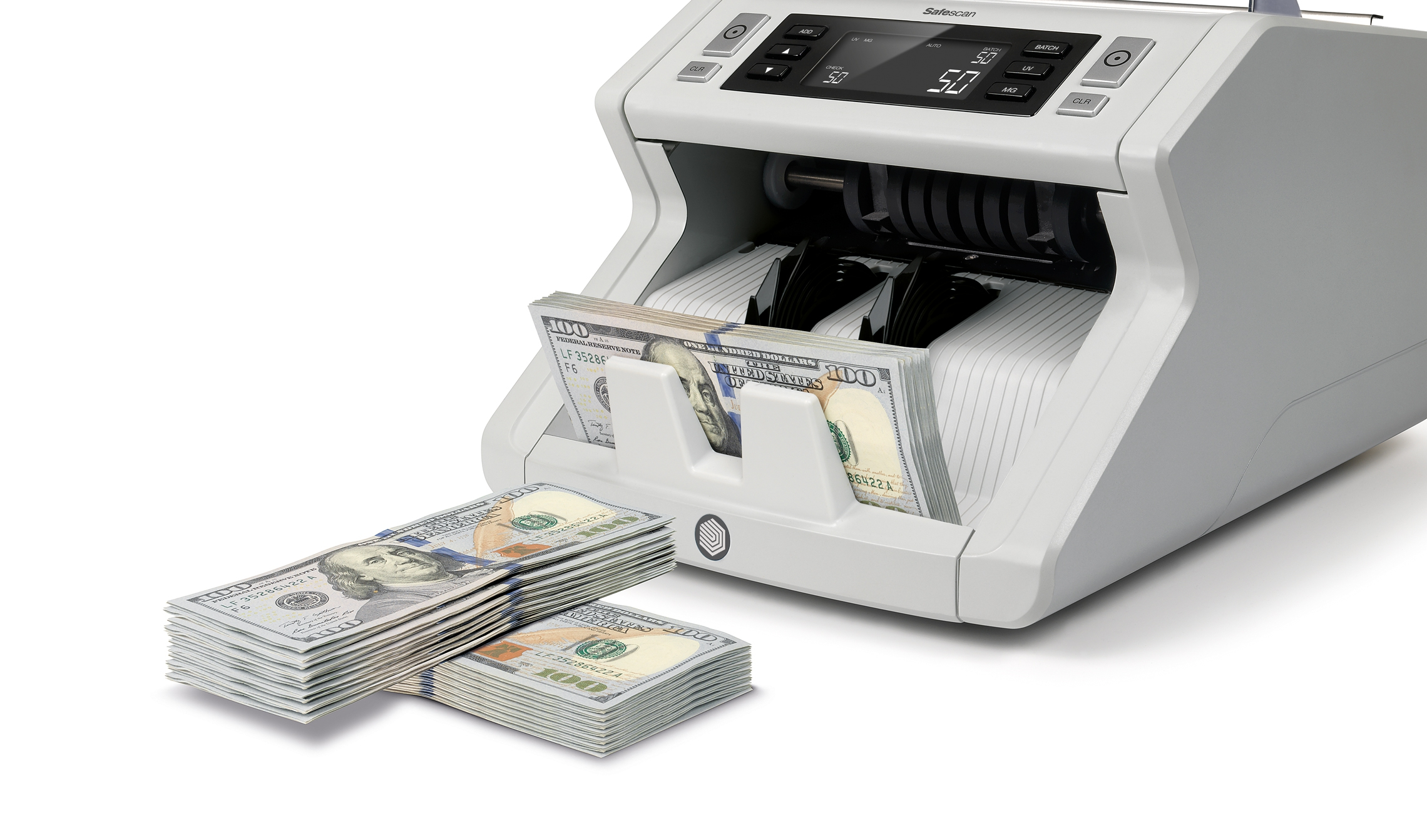 Bill Counter Safescan 2250 With Counterfeit Detection