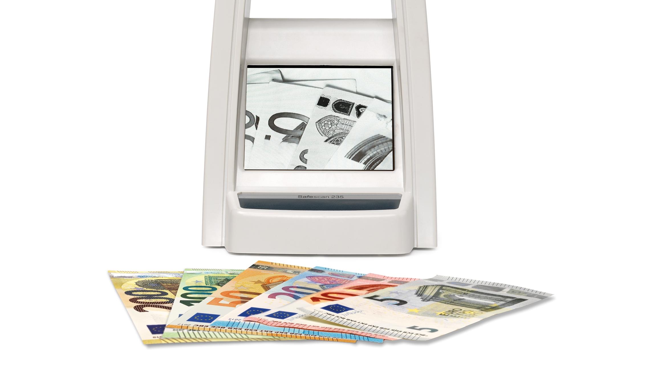 safescan-235-detecteert-infraroodkenmerken-van-bankbiljetten