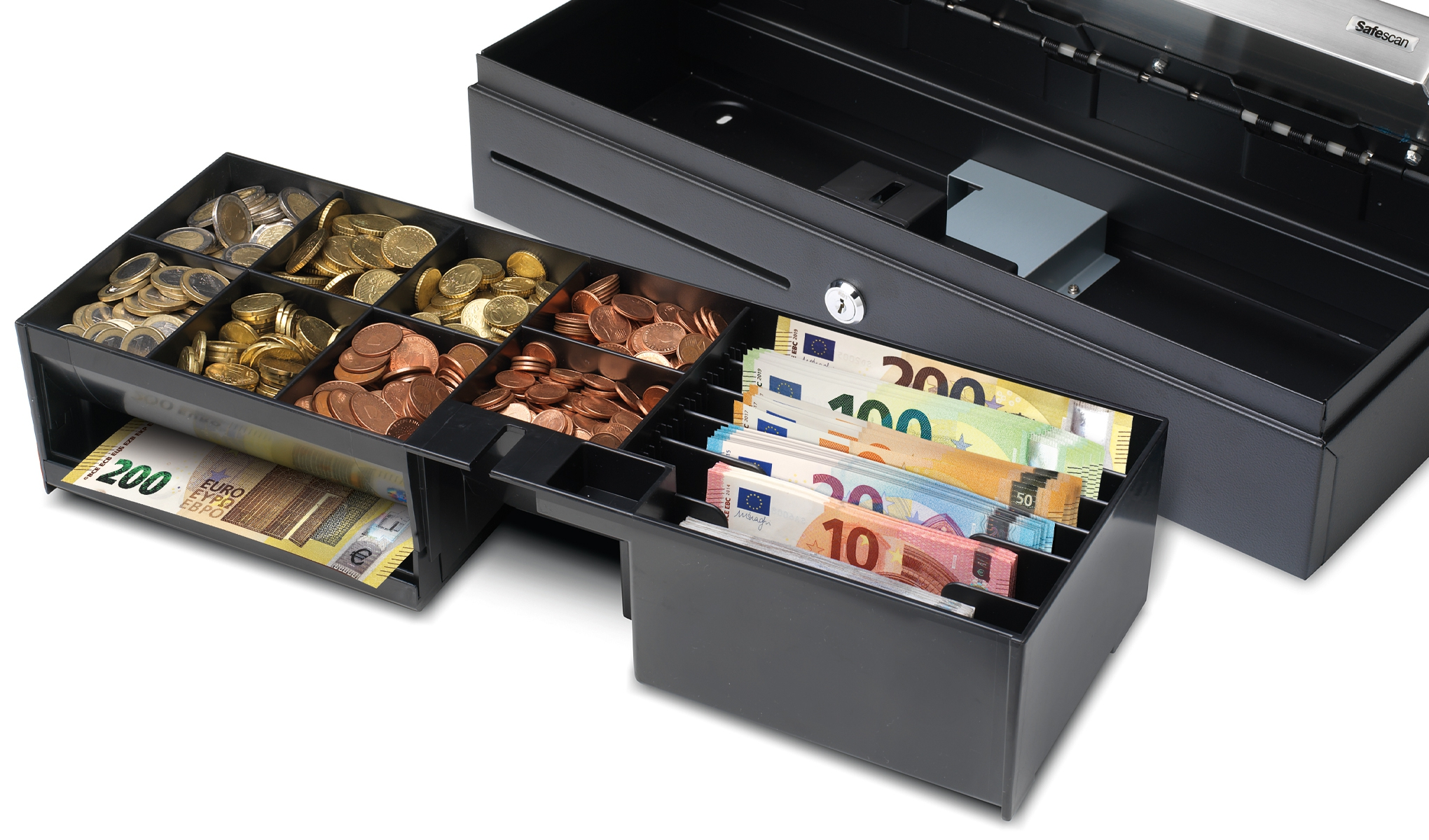 coins drawers footage dispensing register change prevstill cash bills money shop video drawer customer business stock