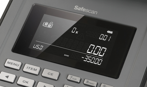safescan-6185-backlight-display