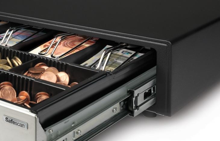 Tiroir caisse HD-4141S - Jusqu'à deux millions d'ouvertures/fermetures garanties