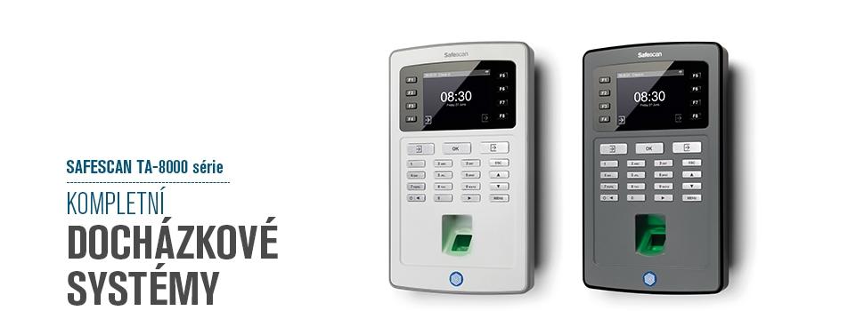 Safescan TA 8000 CZ