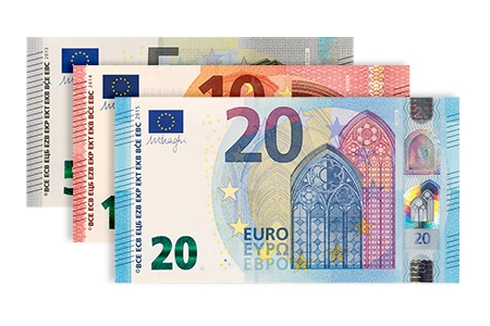 neue 20 euro banknote. Black Bedroom Furniture Sets. Home Design Ideas
