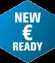 Bereit für neue EURO