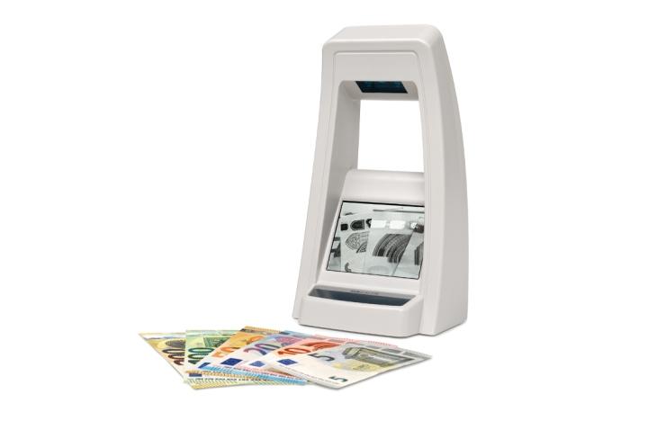 Détecteur de faux billets infrarouge 235 - Plusieurs billets à la fois