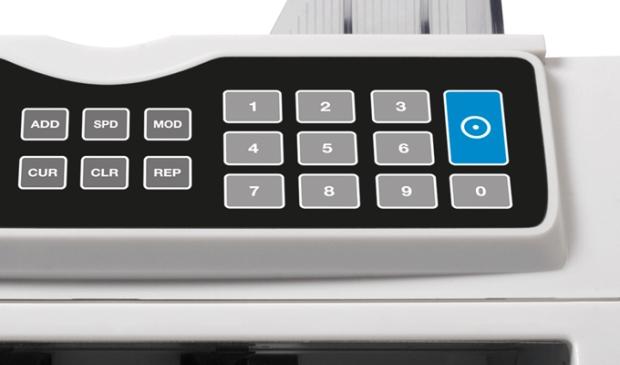Shortcut function keys and numeric keypad