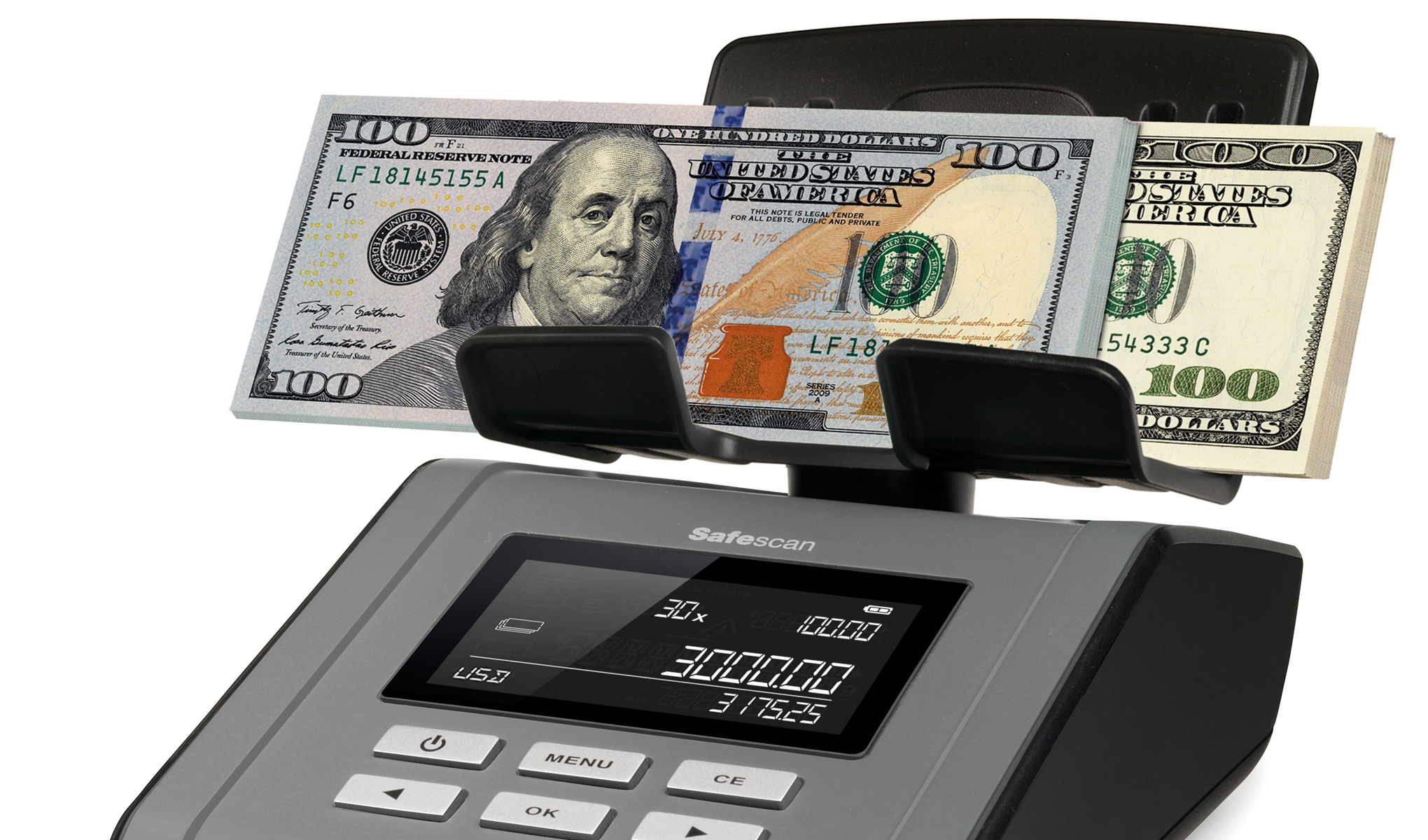 5 Benifits of Money Counter Machine