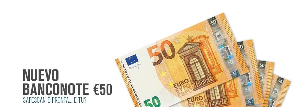 New 50 Euro IT