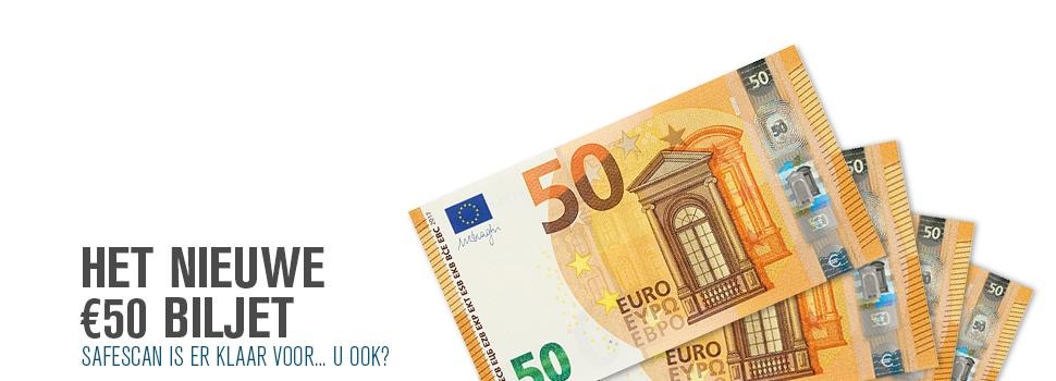 New 50 Euro NL