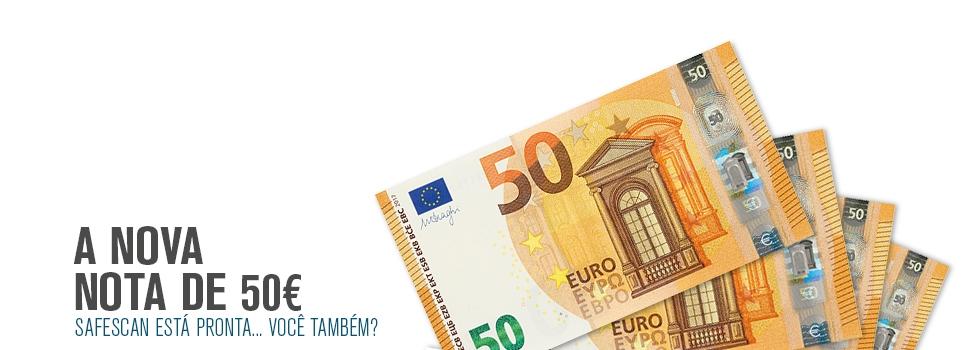 New 50 Euro PT