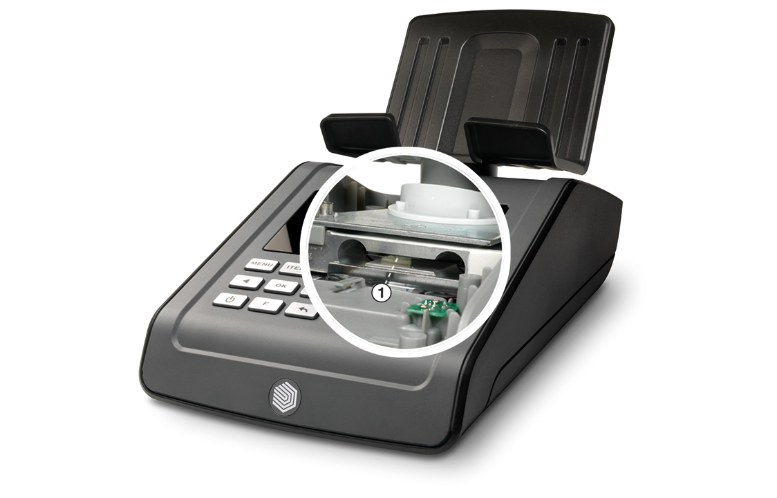How Do Bill Counters Work  Automatic Bill Counters  Safescan