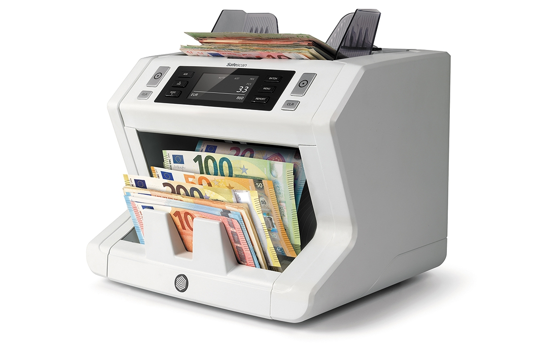 Geldwaage Münzzähler Münze Zählen Waage Geldzählmaschine Geldzähler Bargeld