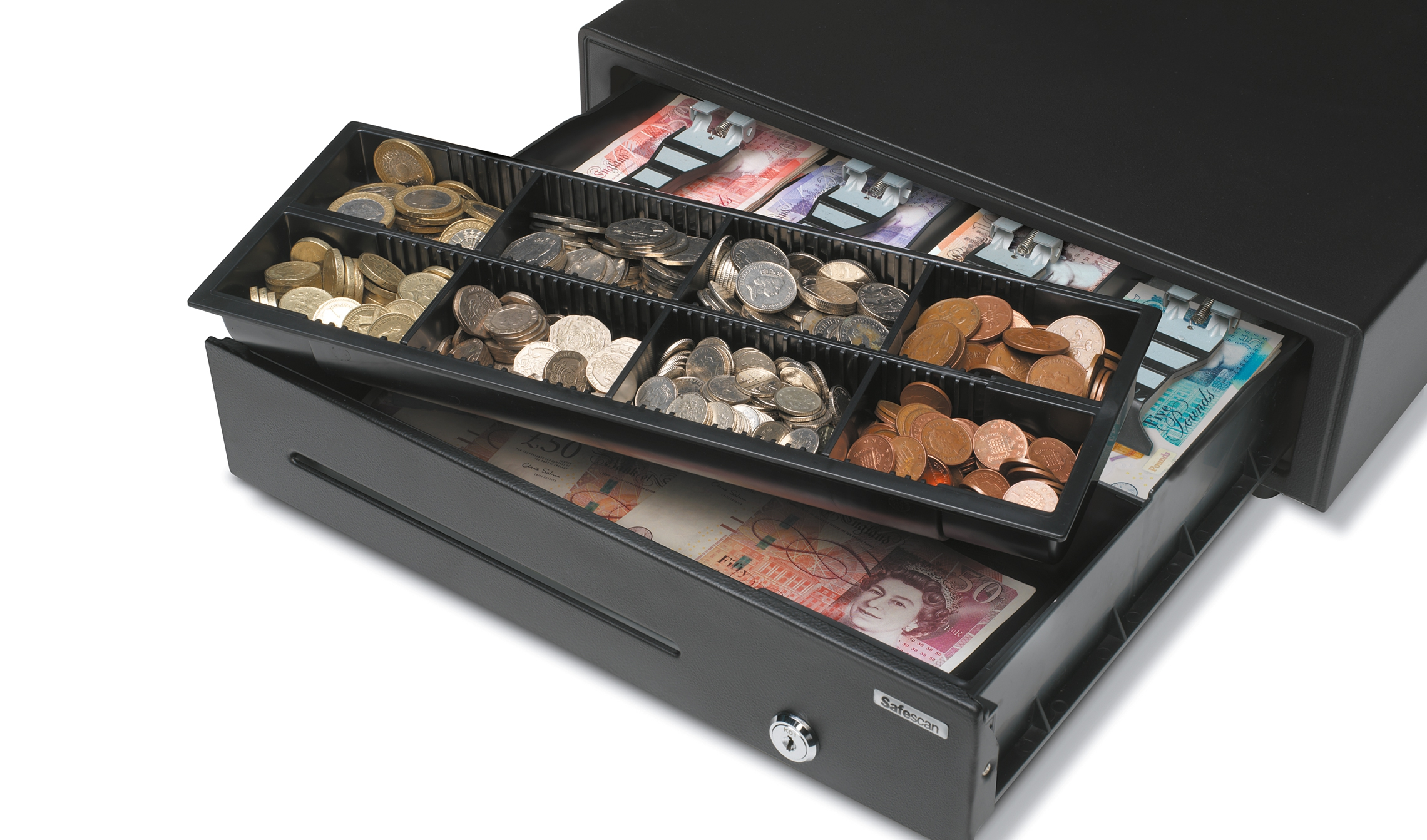 safescan-ld4141-removable-tray