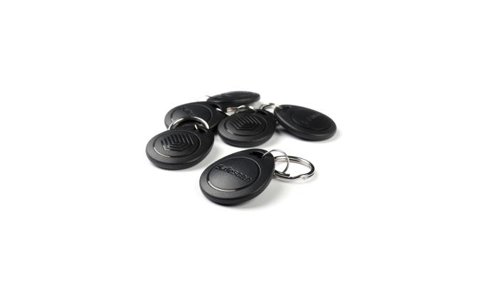set di 25 chiavette RFID