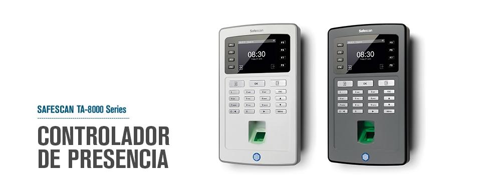 Safescan TA 8000 ES