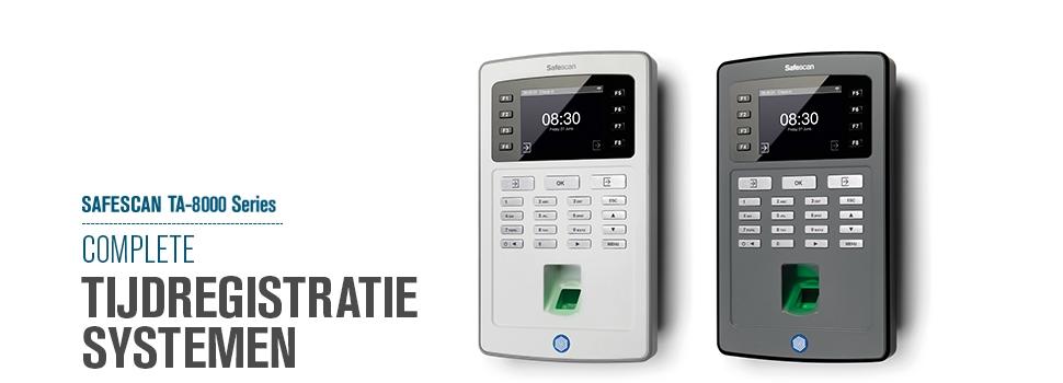 Safescan TA-8000 NL