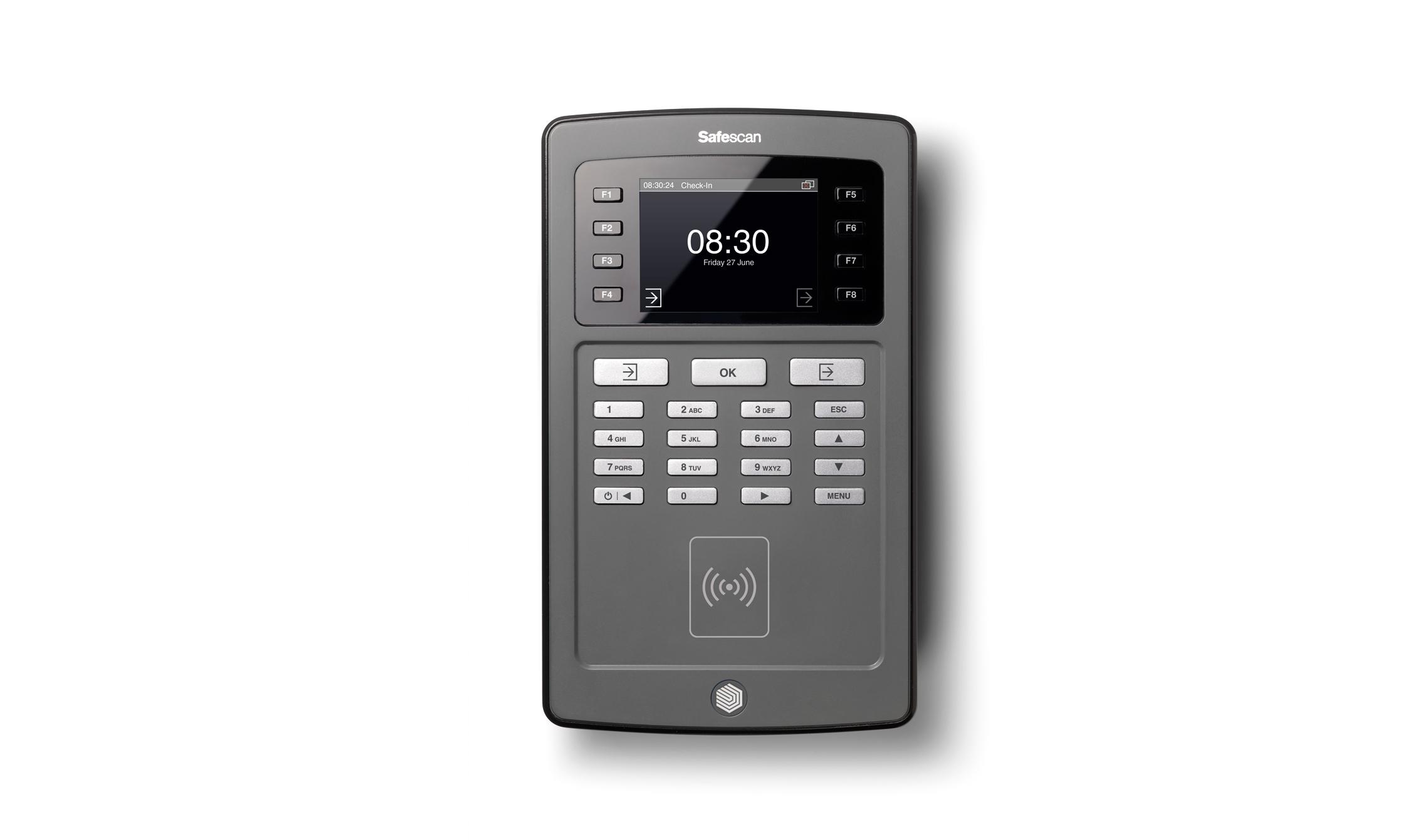 safescan-8010-zeiterfassung