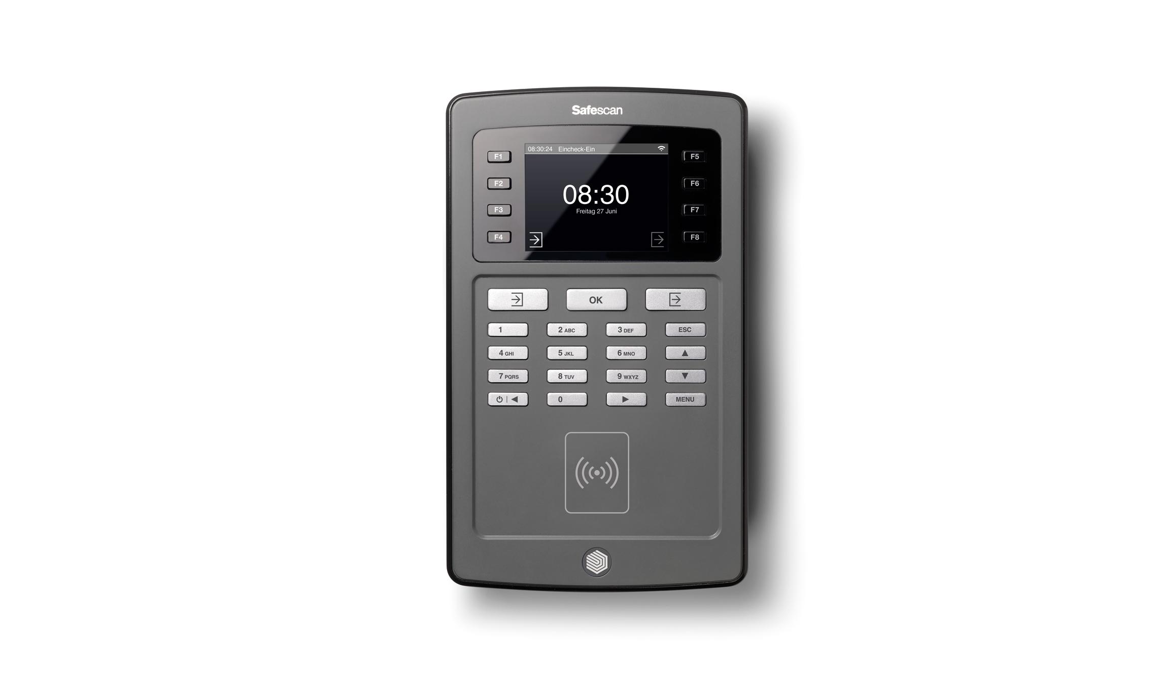 safescan-8015-schwarz-wifi-zeiterfassungssystem